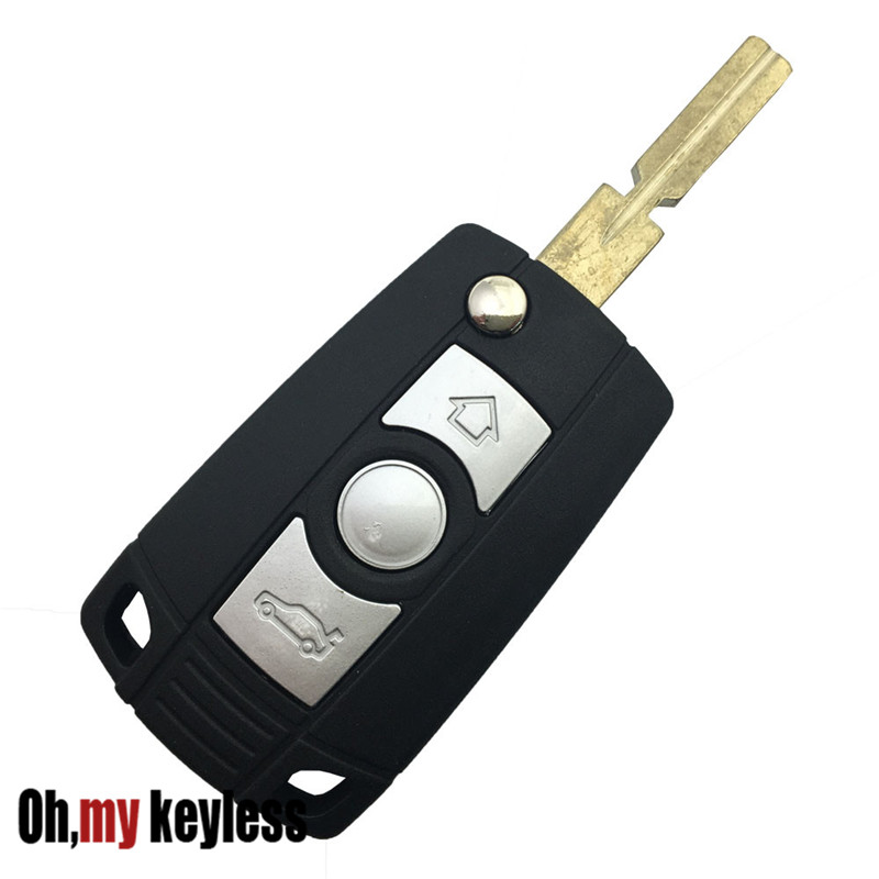Replacement Car Key Case For Bmw X3 X5 Z3 Z4 325i 525i