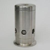 Triclamp Pressure Relief Vacuum Valve For Beer Fermenter Bright Tank 14 7 Psi