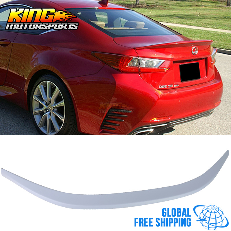 Lexus Rc 200: For 15 16 Lexus RC 200t 300 RC350 OE Factory F Sport Trunk