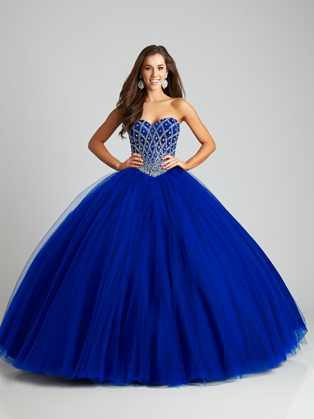 Compare Prices on Royal Blue Quinceanera Dresses- Online Shopping ...