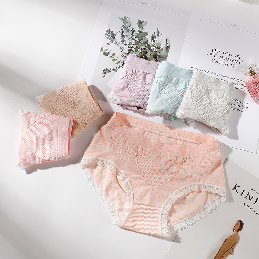 5c62f9a023e1 high quality Women Seamless Mid-Rise Briefs Panties Thongs Lingerie very  comfirtable Underwear Knickers 2018 Hot Gift