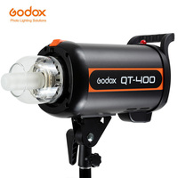 Godox QT400 400WS Photography Studio Flash Monolight Strobe Photo Flash SpeedLight Light for Wedding photography Free DHL