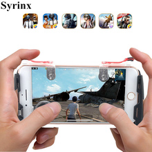Holder Handle For Pubg Game Gamepad Mobile Phone Game Controller l1r1 Shooter Trigger Fire Button For IPhone X 6S For Knives Out cheap syrinx Universal Phone Gamepad Stand Holder Desk Phone holder For iPhone X 8 7 6 6s 6Plus Phone holder For Xiaomi 4a 4x 4 Plus 6 For Redmi Note 2 Note 3 Note 4
