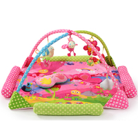 Baby Blanket Game Baby Activity Play Mat Baby Gym Educational Fitness Frame Multi Bracket Baby Toys