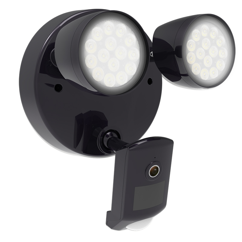 IP66 waterproof WiFi LED Floodlight Cam with PIR motion detection,two-way talk Alarm information will send to mobile APPIP66 waterproof WiFi LED Floodlight Cam with PIR motion detection,two-way talk Alarm information will send to mobile APP