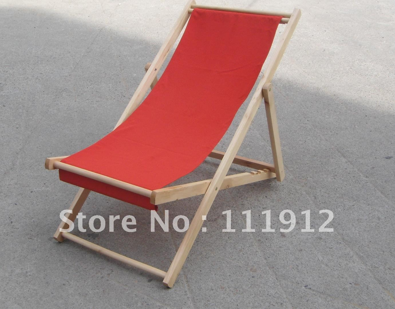 Wood Beach Chairs Swing Chair In Nepal Folding Hardwood Leisure From