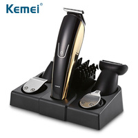 Kemei KM 526 Electric Hair Trimmer Professional Hair Clipper USB Rechargeable Beard Razor Shaver Trimmer Shaving Machine for Men