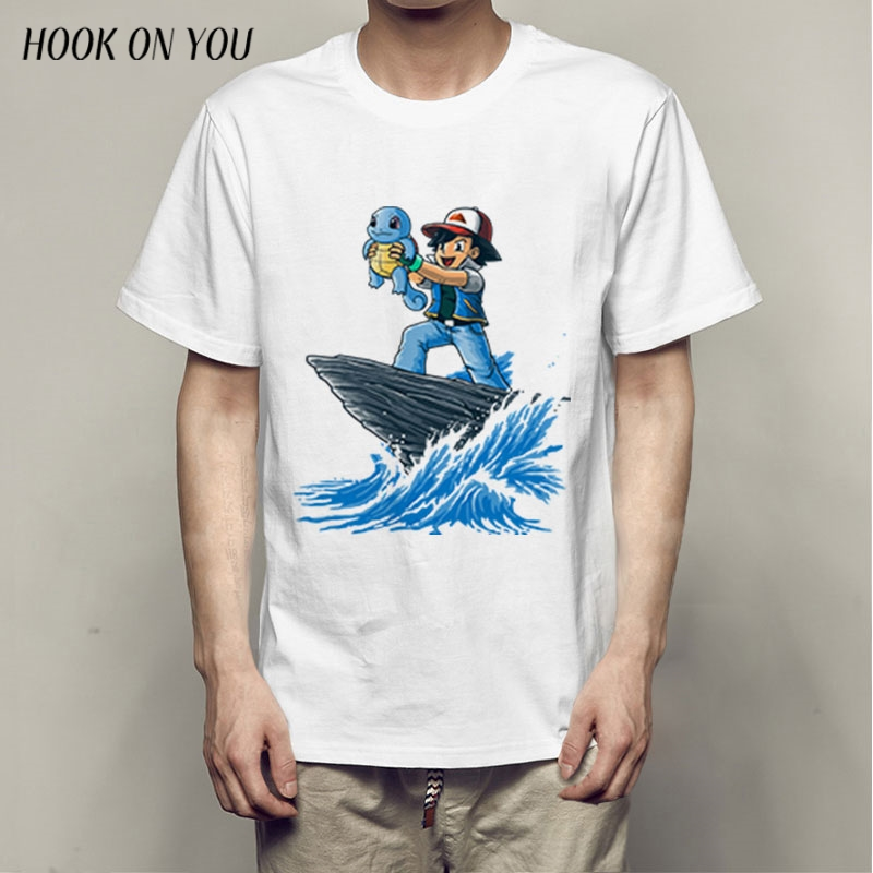 ALI shop ...  ... 32851792428 ... 5 ... Deadpool Men T shirt Fashion Design tops Star War The Darth King Pokemon Printed T-Shirts Punk Hipster tees ...