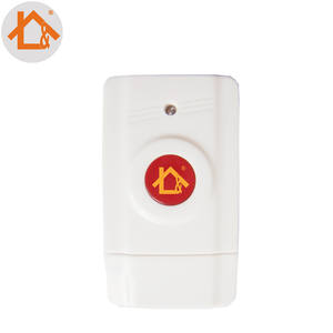 GSM-ALARM-SYSTEM-ACCESSORY Panic-Button 433mhz Emergency Wireless Help 1pcs Without-Battery
