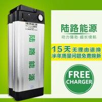48 В 20ah литий ионная батарея li ion Перезаряжаемые заряжаемого аккумулятора 5C inr 18650 для электрические велосипеды (80 км), 48 В Мощность питания