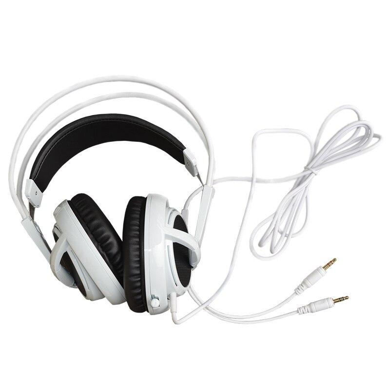 bilder für 2 mt Kabel V2 Stereo Kopfhörer Headset Top Qualität Super Bass gaming gamer Headset mit HD MIC