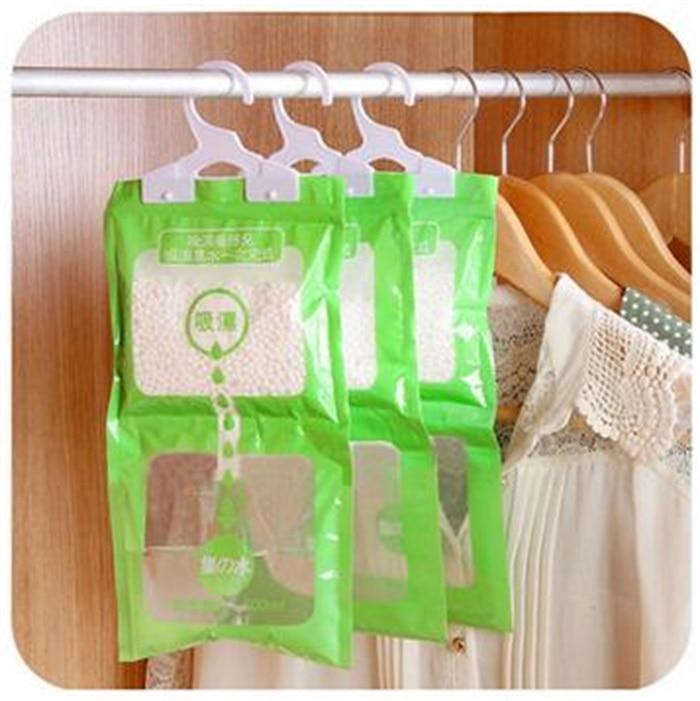 Hanging Drying Clothes  Dehumidify Parts  Home Wardrobe  Dehumidifier Dry Bag Desiccant Dehumidifier