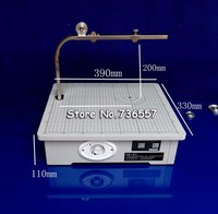 New Free Shiping 220V Board WAX Cutting Machine Working Stand Table Tool Styrofoam Cutter CUTS FOAM