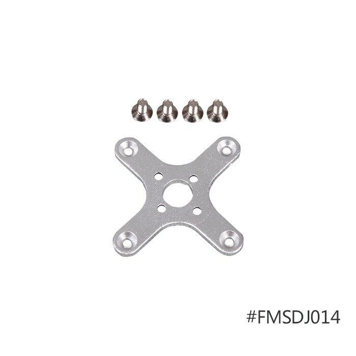 FMS 1400mm 1.4m T28 V4 support moteur pour 4258 KV650 moteur FMSDJ014 RC modèle d'avion Avion Avion pièces de rechange accessoires