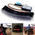 New 8 LED Wireless Motorcycle Helmet Brake Light Motorbike Automotive Multi-Color Turn Signal Warning Flasher Lamp Promotion