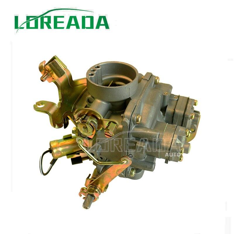 Gaźnik OEM 13200-85231 1320085231 Assy pasuje do Suzuki 465Q silnika ST308 F5A F10A akcesoria samochodowe części silnika LOREADA nowy