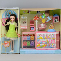 D0670 In Box Best Children Girl Gift 30cm Kurhn Chinese Doll Chinese Myth Gift Traditional Toy