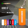 SUMSONIKO USB Flash Drive Rotation 6 Colors PenDrive High Speed USB 2.0 Flash Memory Stick 64GB 32GB 16GB 8GB 4GB Special offer