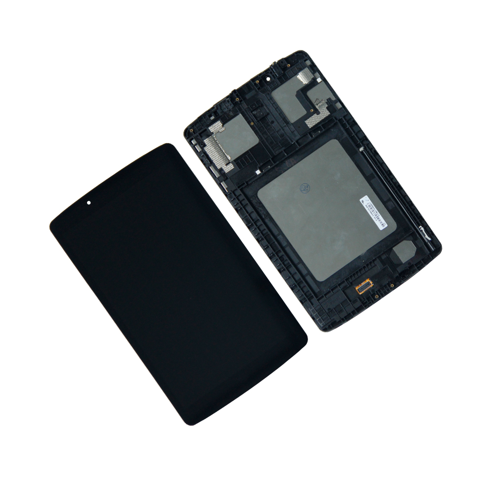 For LG G Pad F 8.0 V495 V496 LCD Display Touch Screen Digitizer Assembly Repair