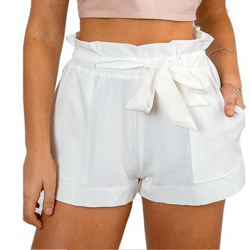 Online Get Cheap Ladies Elastic Flare Shorts -Aliexpress.com ...