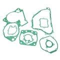 Motores de motocicleta do cárter cobre cilindro junta kit set para honda cr250r 2002-2004 02 03 04