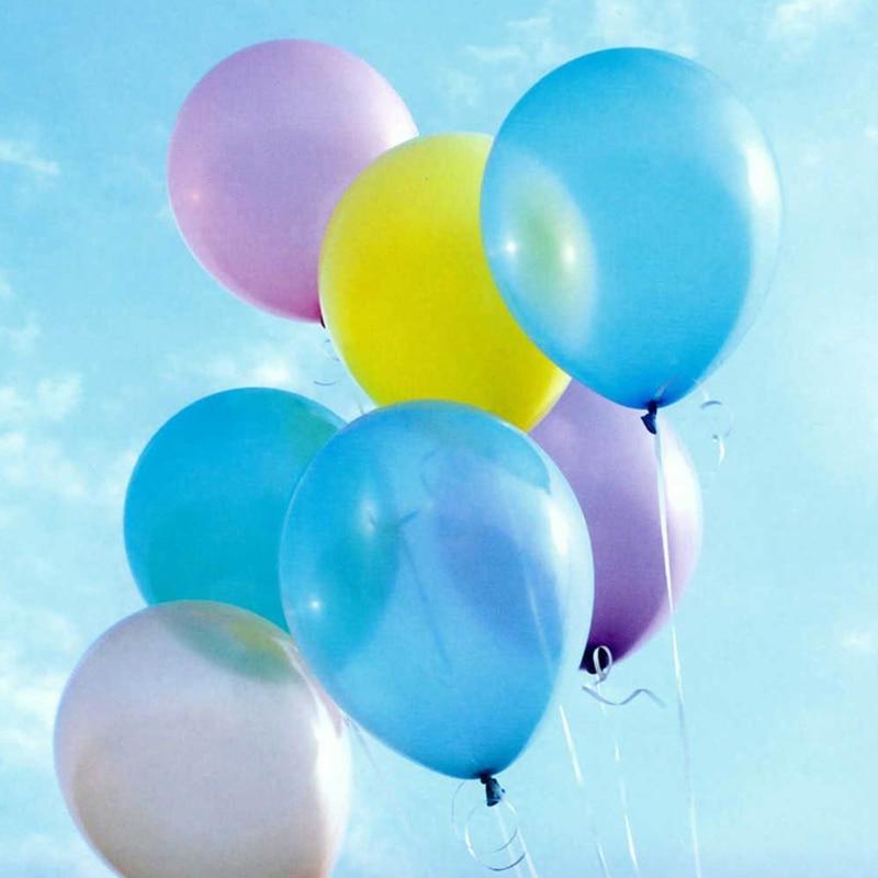 1000pcs 10inch Cheap Latex Ballon Helium Balloons Wedding Globos Birthday Party Balloon Cartoon
