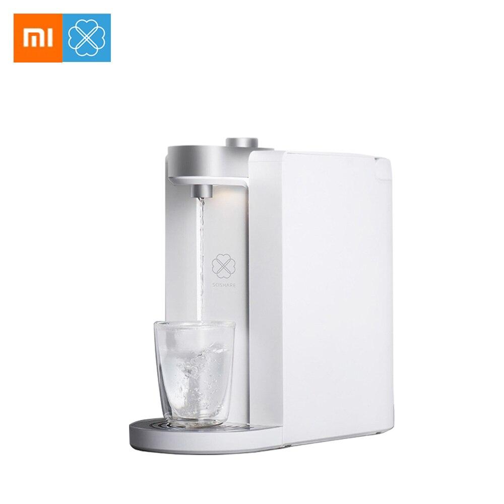 Xiaomi SCISHARE Intelligente Dell'acqua di Riscaldamento 3 Secondi di Acqua Per UNA Varietà Di Apparecchi Tazza-Tipo di Famiglia 1800 ml Capacità