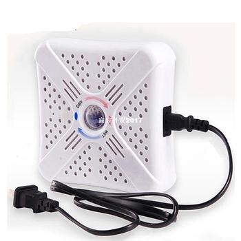 Wielokrotnego użytku 220V 35W Mini osuszacz elektryczny osuszacz wilgoci Absor szafa na ubrania suszarka bez wymiany maszyna do suszenia powietrzem