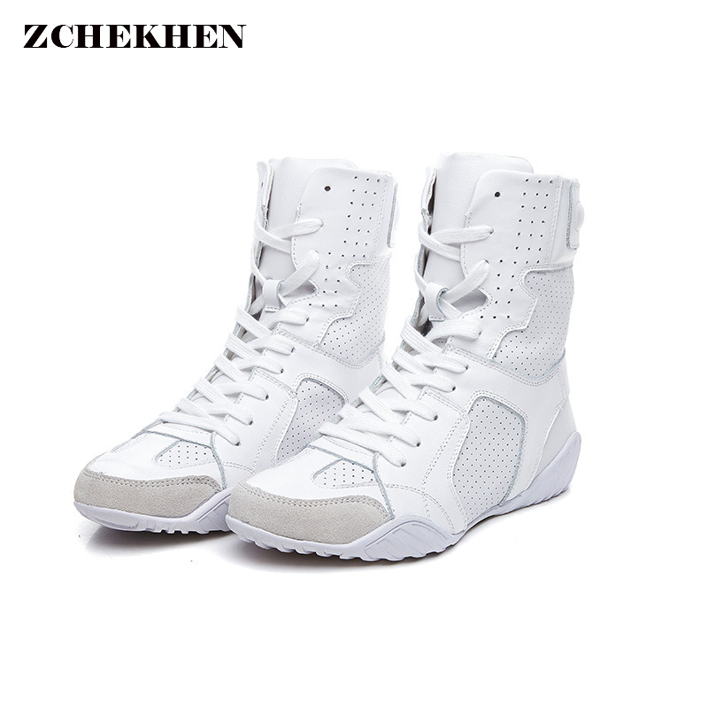 Luxury Brand Design sneakers Women Genuine Leather Boots Martins Boots White Casual Shoes Round Head Lace-up Flat Women's Shoes 2017 handmade casual women shoes genuine leather women boots martins spring
