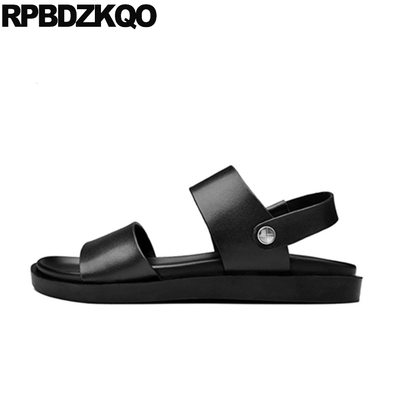 43b5e16fc Nativo Black Sandalias 1 black Negro Romano blue Correa Diapositivas Malla  Hombre black 1 Zapatos Zapatillas ...