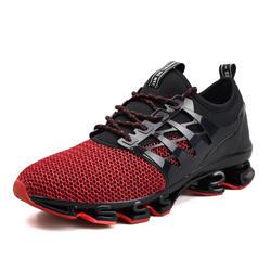 Модная Нескользящая Мужская обувь для взрослых, повседневная обувь высокого качества для мужчин, весна-осень, дышащие кроссовки, хит