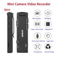 Wholesale 2PCS Boblov A3 Mini Digital Camera HD Magnetic Body Camera Motion Detection Snapshot Loop Recording Camcorder