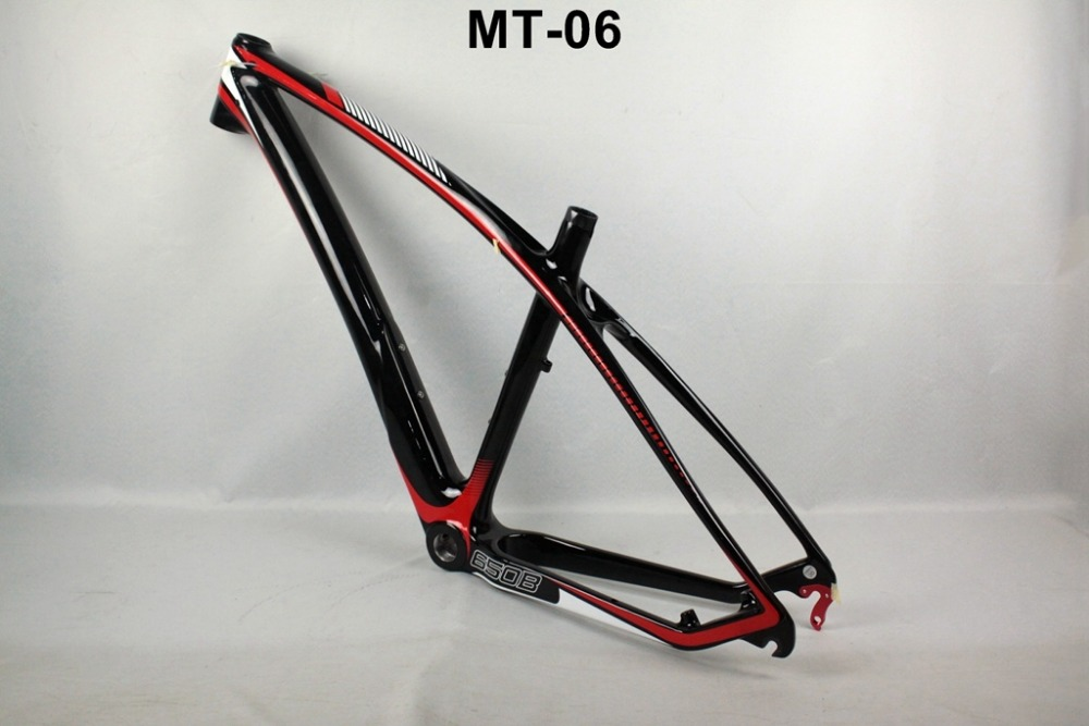 carbon mtb bike MT06 carbon mountain bike frame 27er /29er UD BSA/BB30 bicicleta mountain bike mtb carbon frame 29er factory high quality carbon montain bike 29er 27er mtb bike china bike frame bsa bb30 ud t800 carbon cycling