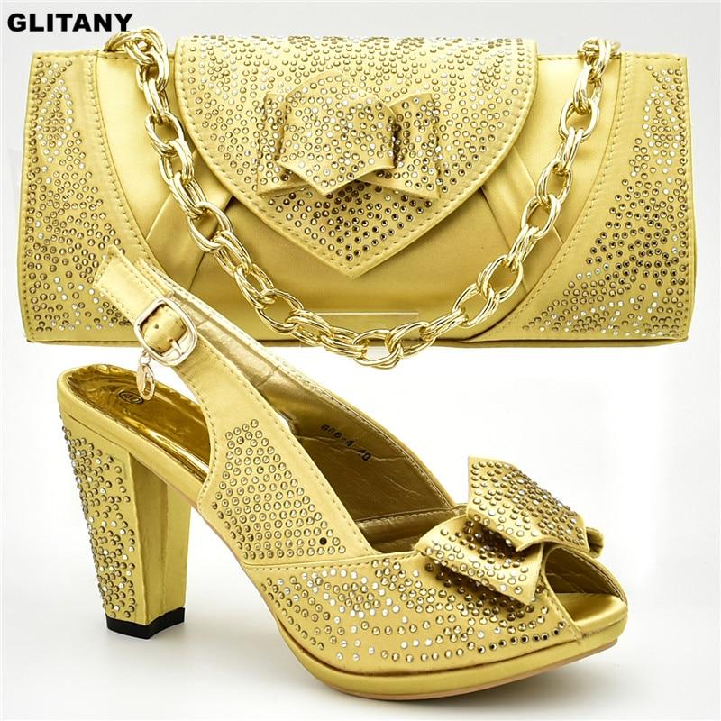 A Imitación Nueva África Tacón oro Azul Con Llegada De Mujer Juego Diamantes Bolsos Encuentro fuchsia Bombas Zapatos Y Alto Italiano black 0c0UqT6Pr