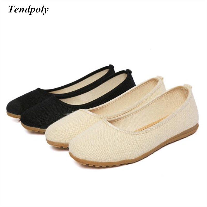 Spring Autumn new Chinese national wind cloth retro casual white Women's shoes hot linen flats wild shallow mouth single shoes vintage embroidery women flats chinese floral canvas embroidered shoes national old beijing cloth single dance soft flats