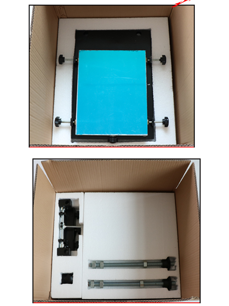 manual screen printer 4