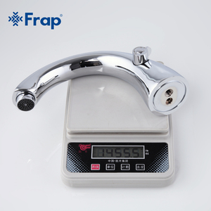 Image 5 - Frap Three piece Bathtub Faucet Full Three hole Separation Split Bath Tub Hot and Cold Water Mixer with Hand Shower F1121