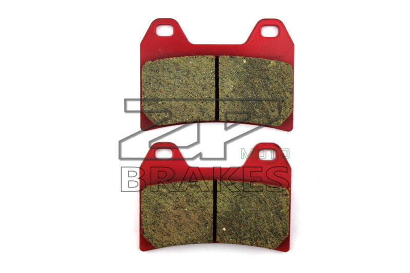 Ceramic Brake Pads For KTM 690 Duke 2013-2014 SMC 660 2005-2006 640 Duke II 1999-2007 Front OEM New High Quality ZPMOTO motorcycle brake pads ceramic composite for triumph 800 tiger 2011 2014 front rear oem new high quality zpmoto