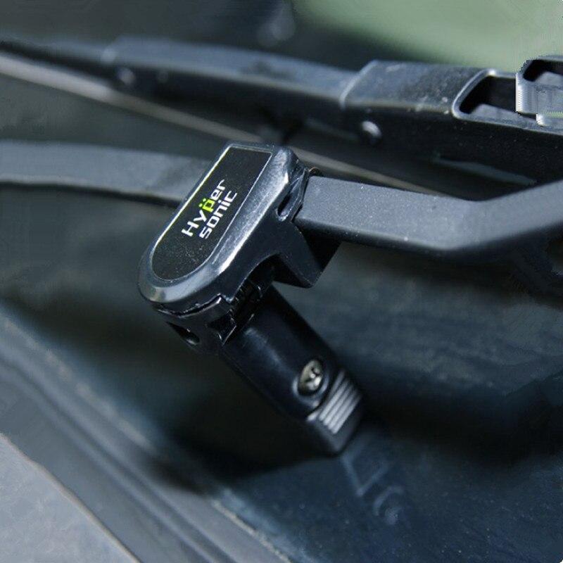 Hysônico 2 pçs universal pára-brisa limpador de carro lâmina da movimentação mão direita automóvel acessórios do carro