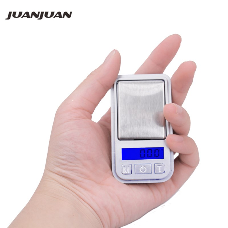 10pcs lot high precision lcd display smallest mini pocket electronic jewelry scale new balance 200g 0