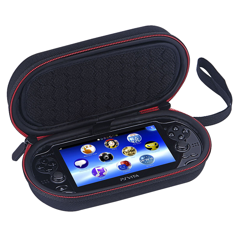 Storage Hard Carrying Case for PS Vita 1000 2000 Protective Travel Bag Box for Sony PSV