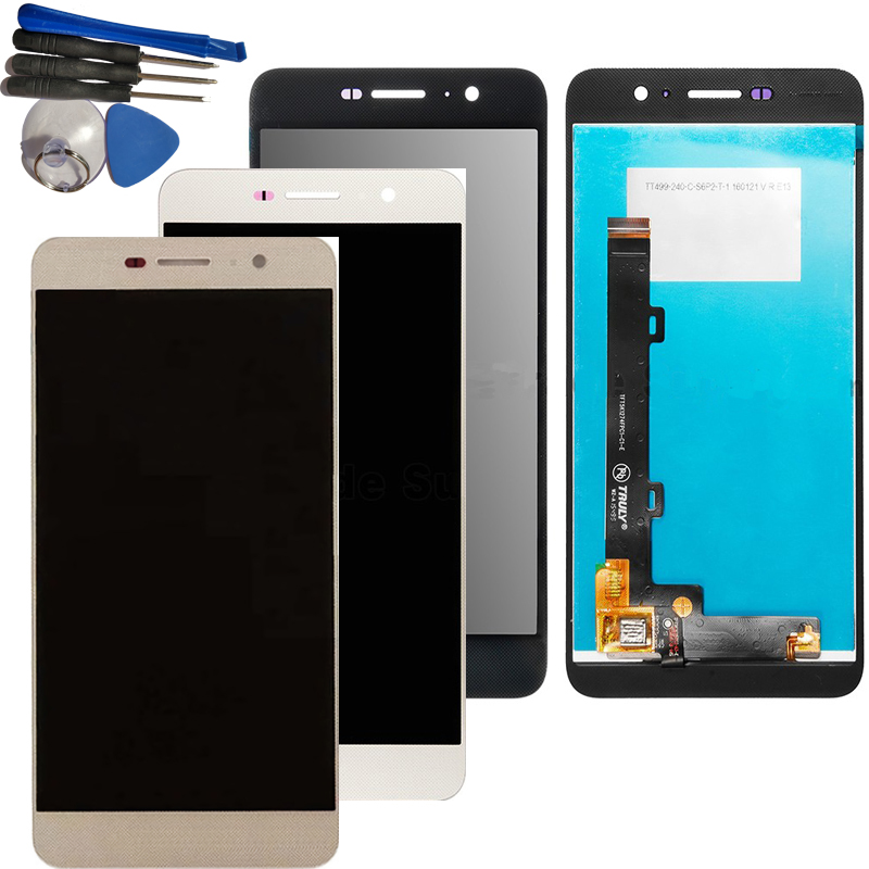 With Frame 5.0 For Huawei Y6 Pro Y6Pro / G Powe TIT-AL00 TIT-U02 LCD Display Touch Screen Digitizer Assembly+Frame+Tools With Frame 5.0 For Huawei Y6 Pro Y6Pro / G Powe TIT-AL00 TIT-U02 LCD Display Touch Screen Digitizer Assembly+Frame+Tools