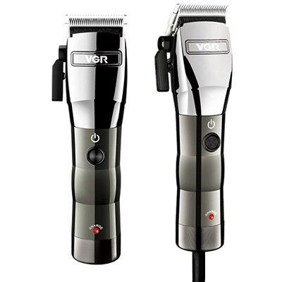 Cutter Hair-Clipper Cord Barber Beard Trimer Electric Professional For Men