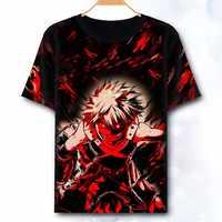 New Boku no hero academia Plus Ultra! Lines T-shirt Fashion My Hero Academia Anime men T Shirt Short Sleeve Tops Tee