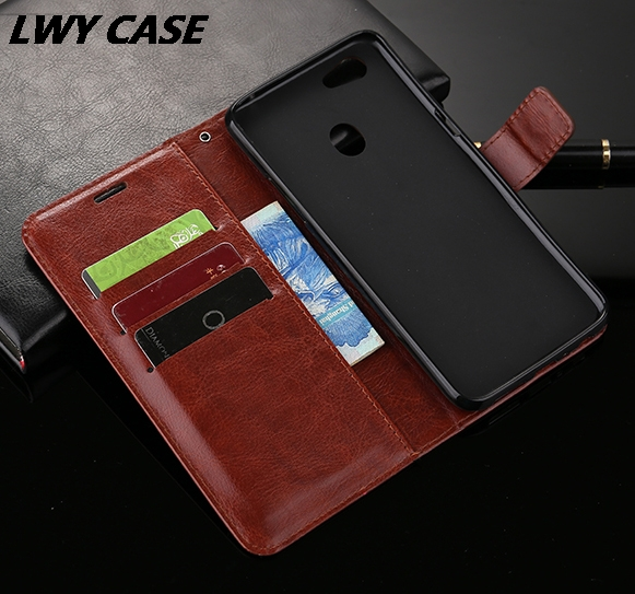 newest d7613 c207d US $4.95 |For OPPO F5 / OPPO A73 Retro Wallet Leather Cover Case With Card  Slots Stand Holder-in Wallet Cases from Cellphones & Telecommunications on  ...