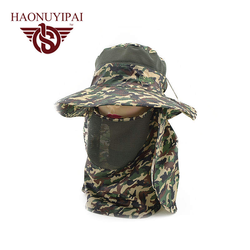 Wide Brim Men Women Bucket Hat With String Waterproof Outdoor Fishing  Hunting Hat Fisherman Bone Caps Mountain Climbing Sun Hat 8ac42fa6e06