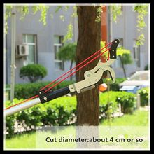 Outdoor high cut 5 m straight knife four pulley pruning scissors garden tools pruning tools