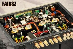 Image 5 - Muzishare X7 Kéo Đẩy Ống Chân Không Khuếch Đại KT88 (6550) tích Hợp Amply Cực Tuyến Tính/Triode Chế Độ Mm Phono Ở, RC Bộ Điều Khiển