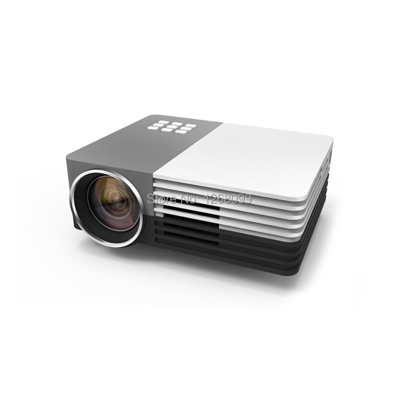 2016 New Best Selling Smart Projector Mini Projector WXGA 480*320 LED Projector
