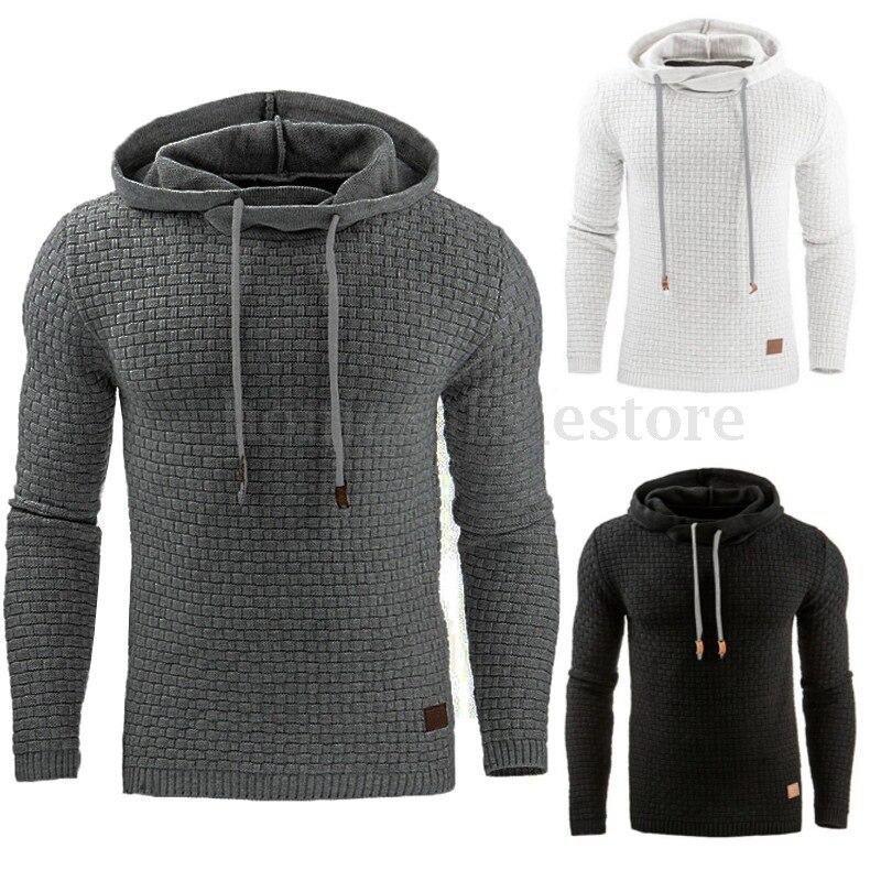 Hoodies Men Hooded Sweatshirt Stranger Things 2020 Brand Male Long Sleeve Solid Color Sweatshirt Tracksuit Street Wear
